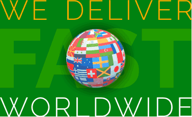 We deliver Worldwide