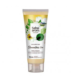 Sabai-arom Osmanthus Tea Body Cream 200 g