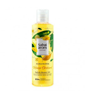 Sabai-arom Mango Orchard Body Wash & Shower Gel, 250 ml