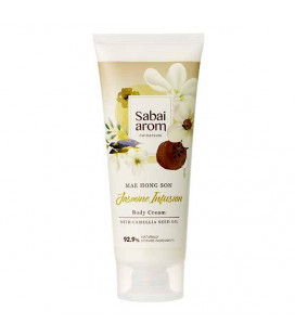 Sabai-arom Jasmine Infusion Body Cream 200 g