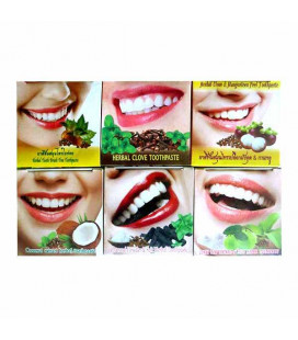 Siam Herb Thai toothpaste 12 pcs