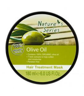 Nature's Series Восстанавливающаяя маска для волос с оливковым маслом 180 мл