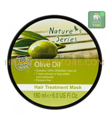 Nature's Series Olive Oil Hair Treatment Mask 180 ml