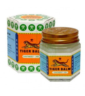 Xiamen Tiger Balm Red&White Pain Relief Ointment, 30 g