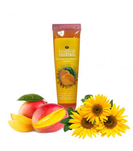 Boots Caribbean Cocktail Lip Gloss - Mango & Sunflower oil 10 ml
