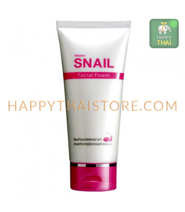 Mistine Snail Facial Foam 80 g