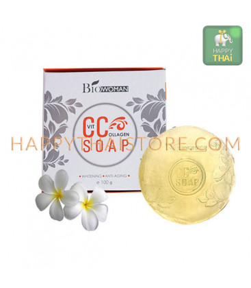 BioWoman Vit C Collagen Soap 100 g