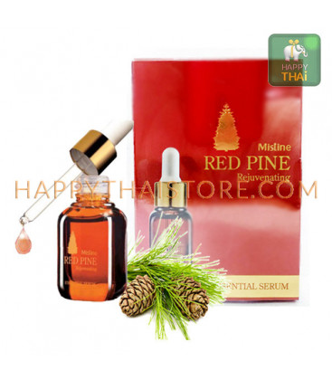 Mistine Red Pine Rejuvenating Essential Serum, 8 ml
