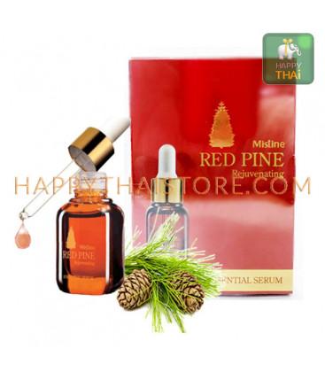 Mistine Red Pine Rejuvenating Essential Serum, 8 ml