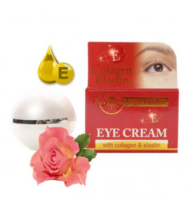 Nature Republic Eye Cream with Collagen & Elastin, 15 ml