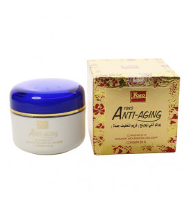 Yoko Anti-aging night cream for the face and neck, 30 g