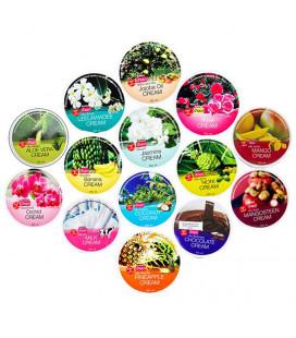 Banna Крем для тела на основе экстрактов фруктов и цветов, 250 мл