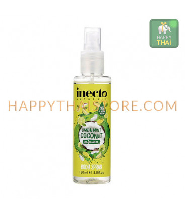 Inecto Coconut Infusion Body Spray 150 ml