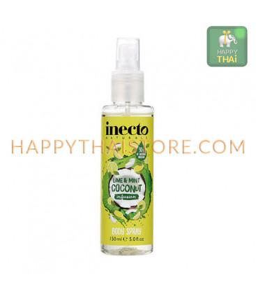 Inecto Coconut Infusion Body Spray 150 ml