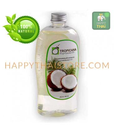 Tropicana Кокосовое масло Extra Virgin холодного отжима 100%, 500 мл