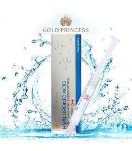 Gold Princess Сыворотка для лица с гиалуроновой кислотой, 10 мл