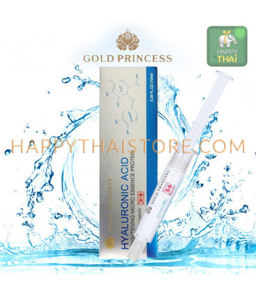 Gold Princess Hyaluronic Acid, 10 ml