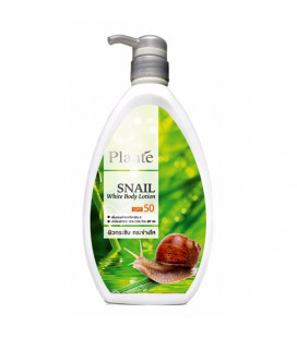 Plante Snail White Body Lotion SPF 50, 850 ml