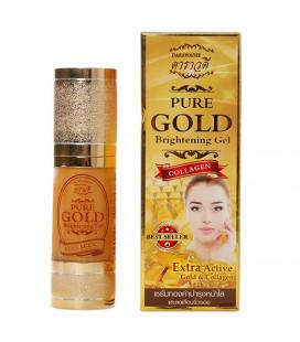 Darawadee Pure Gold Brightening Gel Collagen, 30 ml