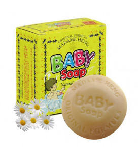 Madame Heng Baby Soap with Chamomile, 150 g