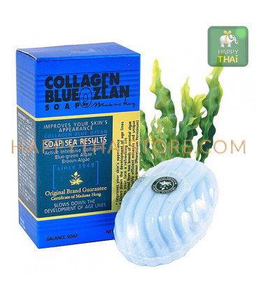 Madame Heng Collagen Blue Ozean Soap, 80 g