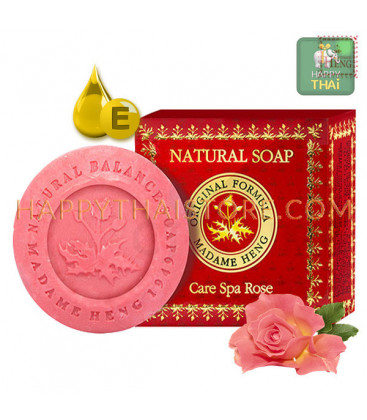 Madame Heng Care Spa Rose, 150 g