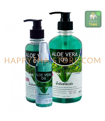 Banna Aloe Vera Massage Oil
