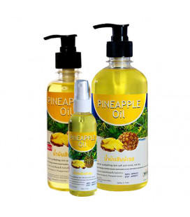 Banna Pineapple Massage Oil