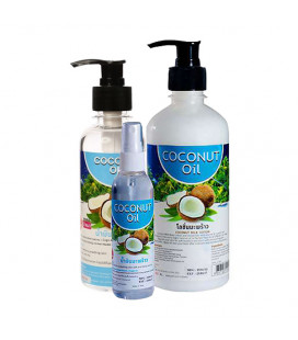 Banna Coconut Massage Oil