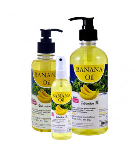 Banna Banana Massage Oil