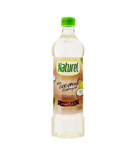 Naturel 100% Coconut Cooking Oil 1000 ml
