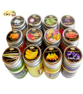 CocoD Набор тайских бальзамов для массажа, 15 г х 12 шт
