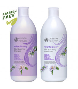 Oriental Princess Mild Nourishing Shampoo & Conditioner, 400 ml