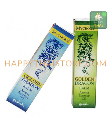 Mychoice Golden Dragon Balm Aroma Essence Oil, 7 ml