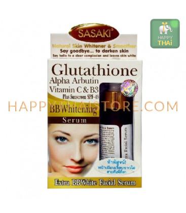 SASAKI Whitening Extra facial Serum, 15 ml