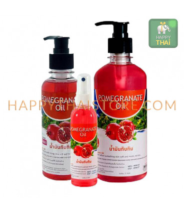 Banna Pomegranate Massage Oil