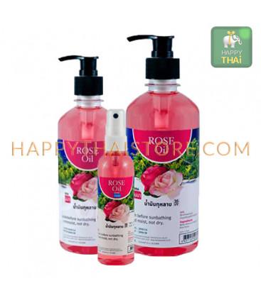 Banna Роза массажное масло