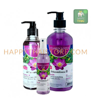 Banna Lotus Stamen Massage Oil
