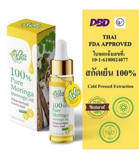 WNC 100% Pure Moringa Oil, 30 ml