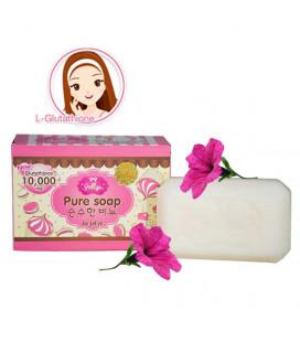 Jellys Интенсивно отбеливающее мыло, 100 г