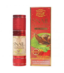 Darawadee Snail Face & Eve Gel, 30 ml