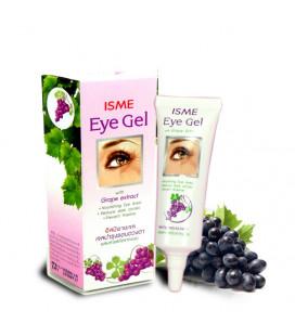 Isme Гель для кожи вокруг глаз с экстрактом винограда, 10 г