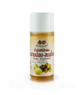 Abhaibhubejhr Лечебное масло для кожи головы и волос, 45 мл