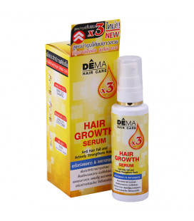 Dema Сыворотка от выпадения и для стимуляции роста волос, 60 мл
