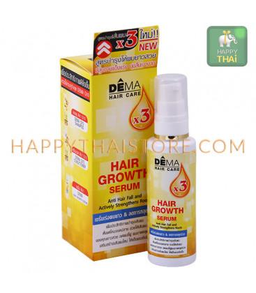 Dema Hair Growth Serum 60 Ml Happythai Online Store