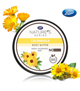 Boots Nature's Series Ароматное крем-масло для тела, 200 мл