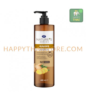 Nature's Series Ginger Shampoo & Conditioner 480 ml