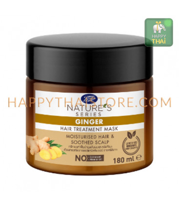 Nature's Series Ginger Oil Hair Treatment Mask 180 ml