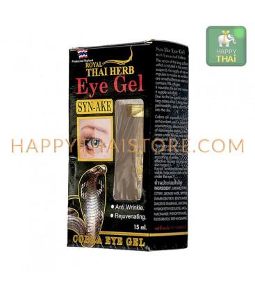 Royal ThaI Herb Syn-Ake Anti-Aging Eye Gel, 15 ml