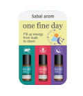 Sabai-arom One Fine Day Petit Trio On The Go 3 ml -3 pcs